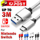 USB Type-C Charger Charging Sync Data Cable For Nintendo Switch Pro Controller