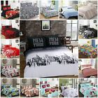Luxury Printed  Duvet Cover Set Quilt Cover Set with Pillowcases Bedding Set