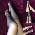 *REDUCED* Nylons (Non-Stretch) Tights. Italian Designer Retro Shiny Pantyhose.