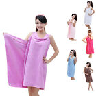 Super Absorbent  Microfiber Bath Beach Wearable Body Wrap Spa Towel HF