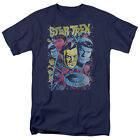 Star Trek CLASSIC CREW ILLUSTRATED Licensed Adult T-Shirt All Sizes on eBay