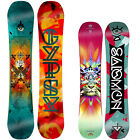Salomon Gypsy gypsy Grom Freestyle Snowboards Children's - Damen 2016-2017 NEW