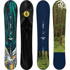Burton Modfish Modified Fish Freeride Snowboards Family Tree 2016-2017 NEW