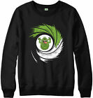Ghostbuster Jumper,James Bond Spoof,Slimer 007 Adult and kids Sizes $19.29 USD