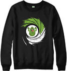 Ghostbuster Jumper,James Bond Spoof,Slimer 007 Adult and kids Sizes £13.99 GBP