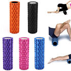 gym equipment foam roller - Yoga Fitness Equipment Foam Roller Blocks Pilates Gym Exercises Physio Massage