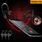 Sports Wireless Bluetooth Stereo Hook Headset Supper Bass For iPhone Samsung LG
