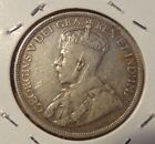 Cyprus British Colony 18 Piastres 1921 King George V