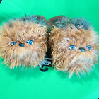 Star Wars Chewbacca Chewie Wookie Slip On Adult Slippers Disney Choose Size