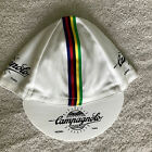 Campagnolo Cycling Cap Bike Hat White Black Yellow or All Three