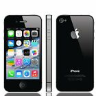 Apple iPhone 4S 8GB 16GB 32GB 64GB Factory Unlocked Mobile Smartphone UK <br/> 12 MONTHS WARRANTY - EXCELLENT WORKING CONDITION
