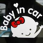 Window Signs Auto Vinyl Decal Baby In Car Car Sticker Truck