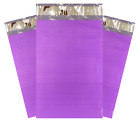 "1-1000 10x13 Purple Color Designer Poly Mailer Shipping Self Seal Bags 10"" x 13"""