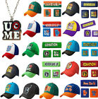 Mens Youth John Cena Randy Orton Baseball Cap Hat Wrestling Sweatbands Wristband