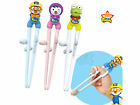 Edison Training Chopsticks helper Pororo Animation Character for kids flatware