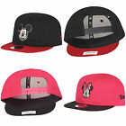 New Era Baby Official Disney Mickey & Minnie Mouse Snapback 9fifty Kids Cap Hat