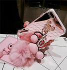 Bling Mickey Mouse Ears Crystal Diamond Case Cover For iPhone 5 6 6s 7 Plus S001