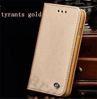 Luxury Magnetic Flip Cover Stand Wallet Leather Case For iPhone Samsung Galaxy