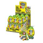 Brain BlasterZ Sour Candy Surprise Egg, Party bag filler, Easter Egg Hunt, Treat