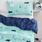 NEW Hello Bear Quilt Cover Set Quilt cover dimensions:
