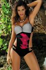 Marko Italian Fabric Italian Design Stylish Unique Swim Suit Swimwear