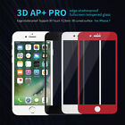 3D Curved Full Cover Tempered Glass Screen Protector For Apple iPhone 7 Plus lot