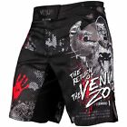 Venum Zombie Return Fight Shorts Black