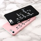 Ultra Thin Slim Pattern Shockproof Hard PC Back Case Cover For iPhone 6S 7 Plus