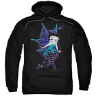 Betty Boop SPARKLE FAIRY with Wings Licensed Sweatshirt Hoodie $52.68 USD on eBay