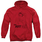 Betty Boop NIMBLE BETTY Oops Hot! Licensed Sweatshirt Hoodie $41.71 USD on eBay