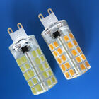 USA Shipping 6x G9 Dimmable LED Bulb 7W 80-5730 SMD120V Silicone Lamp White/Warm