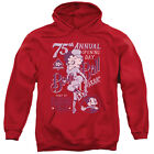 Betty Boop BOOP BALL Classic Baseball Poster Licensed Sweatshirt Hoodie $41.71 USD on eBay