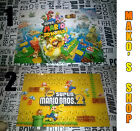 puzzle SUPER MARIO 3D WORLD , BROS 2