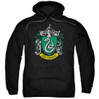 Harry Potter SLYTHERIN CREST Licensed Adult Sweatshirt Hoodie