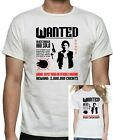 STAR WARS Han Solo Wanted Poster T-shirt  Up to 5XL  FREE UK POST $20.39 CAD on eBay