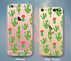 Cactus Pattern Desert Cute Case for iPhone 7 7 Plus 6s 6 SE 5s 5 5c iPod 6th 5th