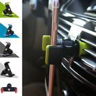 Universal Cars Air Conditioner Outlet Phone Bracket 360°Rot