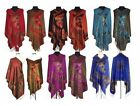 Hot 2019 Style Women's Double-Side Butterfly Pashmina Shawl/Scarf Wrap