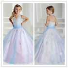 Flower Girl Dresses for Wedding Pageant Birthday Bridesmaid Christmas Prom Party