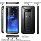 SUPCASE Samsung Galaxy S8+ Plus Case Full-Body Rugged Holster NO Screen Protectr