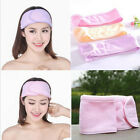 Spa Bath Shower Make Up Wash Face Cosmetic Headband Hair Band Accessories