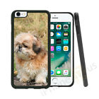 Lhasa-Apso Dog Grip Side Gel Case Cover For All Top Mobile Phones