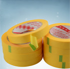 New 3M Yellow Masking Tape Adhesive Width 5mm to 60mm for Decorating Painting