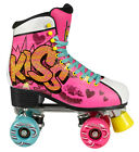 Powerslide Playlife Pop Art Kiss Quad Skates / Rollschuhe! NEU