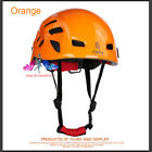 Men Women Rock Climbing Caving  Adult Helmet Safety Guard Head Protective Gear