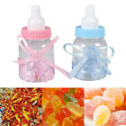 12X Candy Bottle Fillable Mini Box Baby Shower Baptism Party Favour Christening