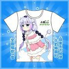 Anime Miss Kobayashi's Dragon Maid Kanna Kamui Tee Casual Tops T-Shirt S-XXXL 01