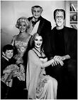 Famous Photograph Portrait of the MUNSTERS Classic TV Movie Horror Thriller