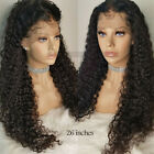 Hot Glueless Brazilian Human Hair Lace Front Wig Full Lace Wigs with Baby Hair
