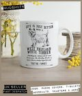 West Highland White Terrier Dog Mug ~ Westie ~ Perfect Gift can be personalised